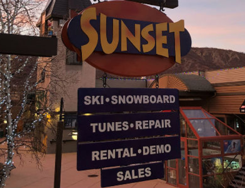 Sunset Ski Repair